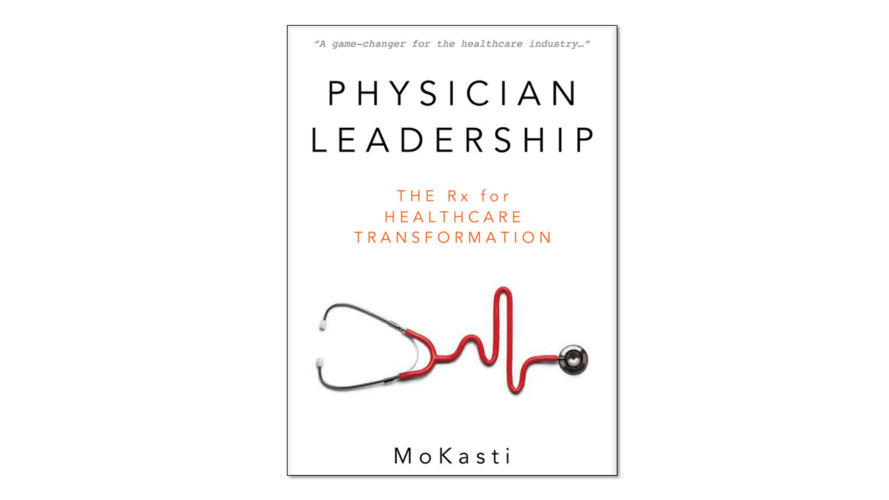 Leadership Book | Physician Leadership
