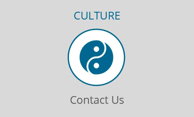 Culture Consulting - Contact Us