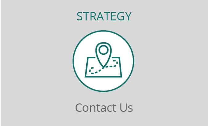 Strategy Consulting - Contact Us
