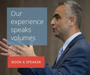 Book a Speaker from CTI Leadership