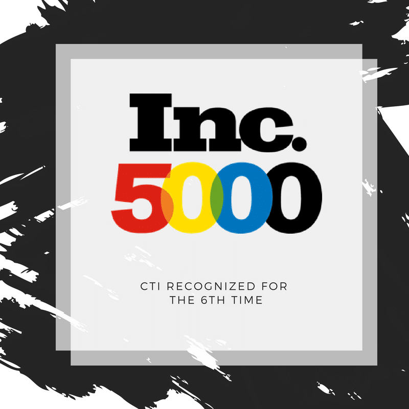 6th time recognition-Inc. 5000