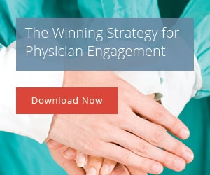 Winning Strategy for Physician Engagement